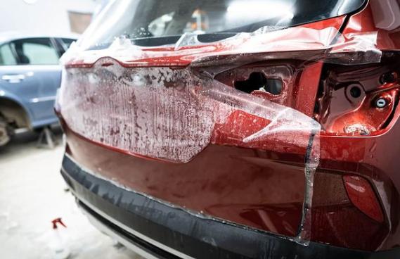 auto paint protective films