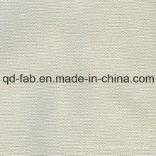 Tissu 100% en coton biologique en coton (QDFAB-8642)