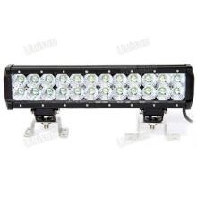 """Barra de luz LED 12V 13,5 """"72W de fábrica"""