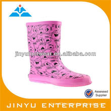 Rubber gum boot shoes