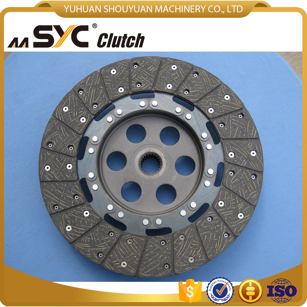 MF-375 Tractor Clutch Disc for 3610274M92