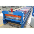 Corrugated PPGI / Gi Takplattor Roll Forming Machinery