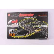 Track & Car Set Handkurbel Power Generator