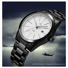 Relógio de Luxo de Alta Qualidade com Movimento Japão para Homens 72192