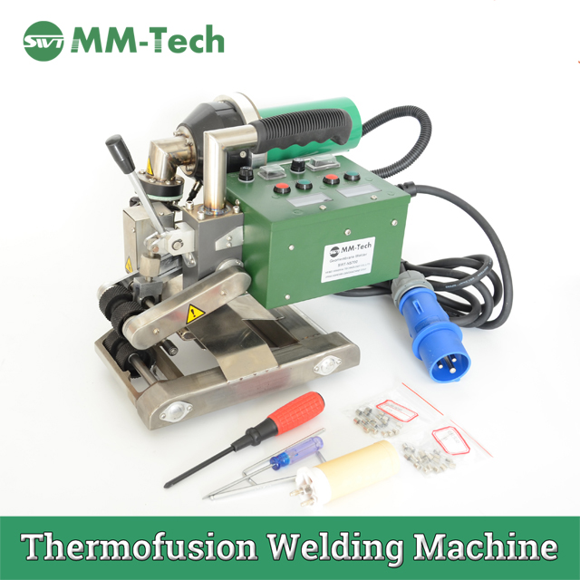 Geo Membrane Welding Machine Price