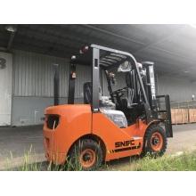 2.5T Load Diesel Forklift Truck