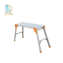 Инструменты Складная алюминиевая ступенчатая платформа