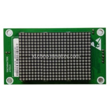 KONE Warna Merah Dot Matrix Display Board KM853320G01