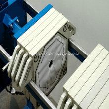 High Pressure Corn Starch Plate Frame Filter Press