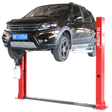 TFAUTENF auto elevador equipment garage voiture 2 two post car lifts lifter 3.5tons/4tons/4.5tons/5tons elevateur