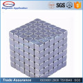N35/N52/N42 Ni Coating NdFeB Block Cube Magnet