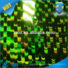 NEW Packaging Material Custom made hologram thermal laminated film