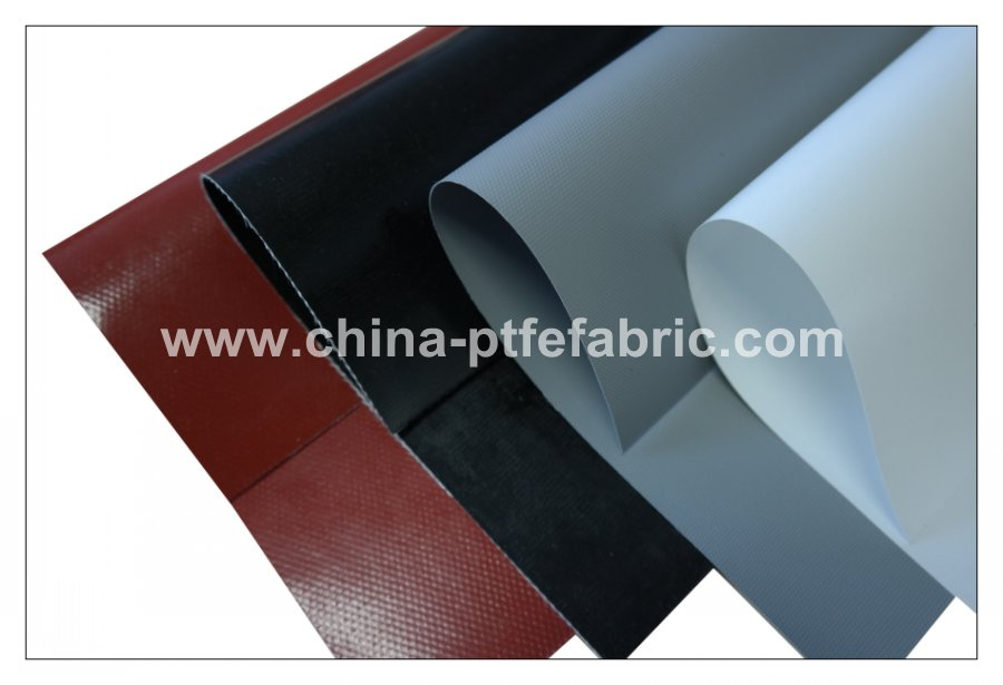 0.40T Silicone Coated Fiberglass Cloth