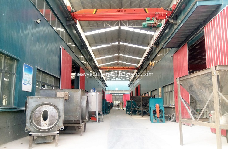 Sea Sand Drying Equipment 3 Drum Rotary Dryer