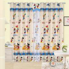 Cortina de la habitación de los cabritos de China, tela para las cortinas de los cabritos
