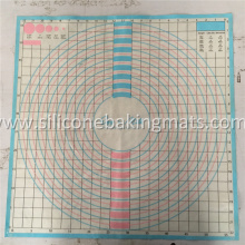 Best Price on for Pastry Mat,Pastry Rolling Baking Mat,Pastry Heat Mat Manufacturer in China Silicone Pastry Mat With Measurements supply to Trinidad and Tobago Supplier