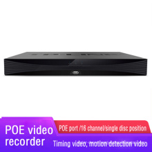 China Manufacturer Wholesale H. 264 4CH 1080P NVR with 4CH Poe Pst-NVR004p