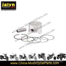 Dia 63.5mm Aluminum Alloy Motorcycle Piston Kits Fits for Cg200