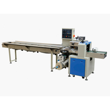 Bread Pillow Packing Machine Ah-450f