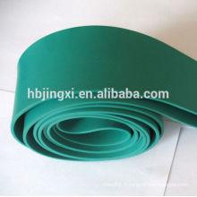 Rouleau doux en PVC extrudé coloré