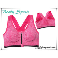 Lady's Sport Wear Sport Bra Yoga Wear pour les femmes, Lady's Top