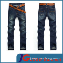 Factory Wholesale Men's Fashion Trousers Denim Pants (JC3254)