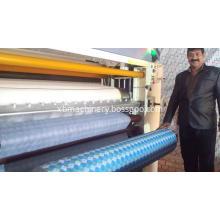 Polyurethane laminate fabric laminating machine