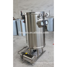 Hot Sale Stainless Steel UHT Sterilizer milk production machine