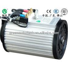 moteur de traction de nouvelle énergie 72V pour la voiture électrique à vitesse réduite