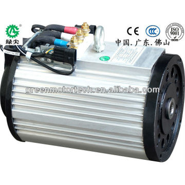 cheap price 48V electric AC motor for low speed Electric Car