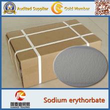Grado de Erythorbate de sodio de la categoría alimenticia