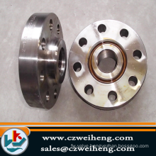 Stainless steel valve fitting Pipe Flange