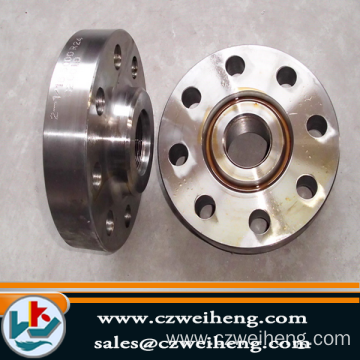 Asme Forged Carbon Steel Wn Flange Pipe