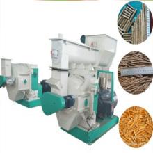 Handliche Biomasse Pellet Mill Holz Pelletizer Maschine