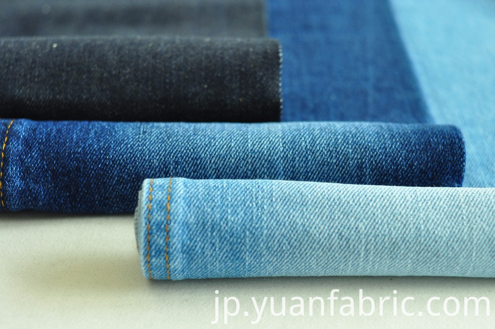 98 Woven 100 Cotton Yarn Dyed Fabric For Shirt