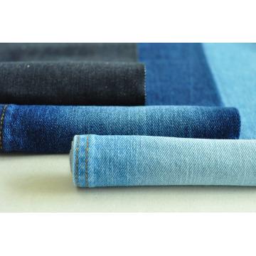 Tissu tissé par 100% de fil de coton tissé pour la chemise