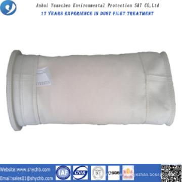 Staub-Kollektor-nichtgewebter PPS und PTFE-Verbundfilter-Tasche für Asphalt-Anlage