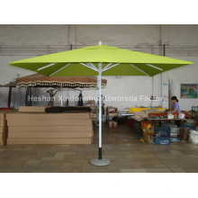 3m Quadrat Aluminium Garten Terrasse Dach (PU-3030A)