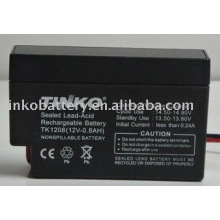12V 0.8AH Lead Acid Battery with good quality