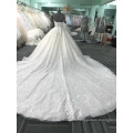 Alibaba elegant strapless ball gown wedding dress 2017 DY038