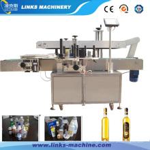 Automatische automatische Etikettiermaschine zum Verkauf
