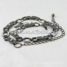 Cinturón de cuero de la señora cinturón de cuero cinturón