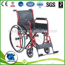 Manual Mobile Foldable Wheelchair For Patient  Disabled Wheelchair