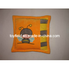 Cartoon Pillow Plush Stuffed Animal Square Cushion