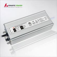 Entre o motorista de tira constante do diodo emissor de luz da tensão 12v 90w de 100-265vac para a iluminação exterior conduzida