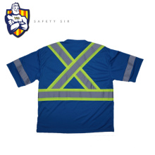 Latest desirable lighted reflective safety traffic vest