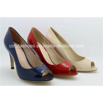 Open Toe High Heels Women Shoes for Fashion Lady