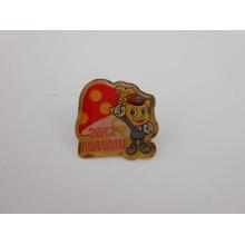 Benutzerdefinierte Souvenir Abzeichen, unregelmäßige geformte Pins (GZHY-LP-010)