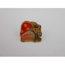 Custom Souvenir Badges, Irregular Shaped Pins (GZHY-LP-010)