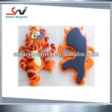 Promotion à la mode 2015 Custom rubber PVC 3d fridge magnets